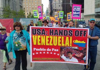 Hände weg von Venezuela