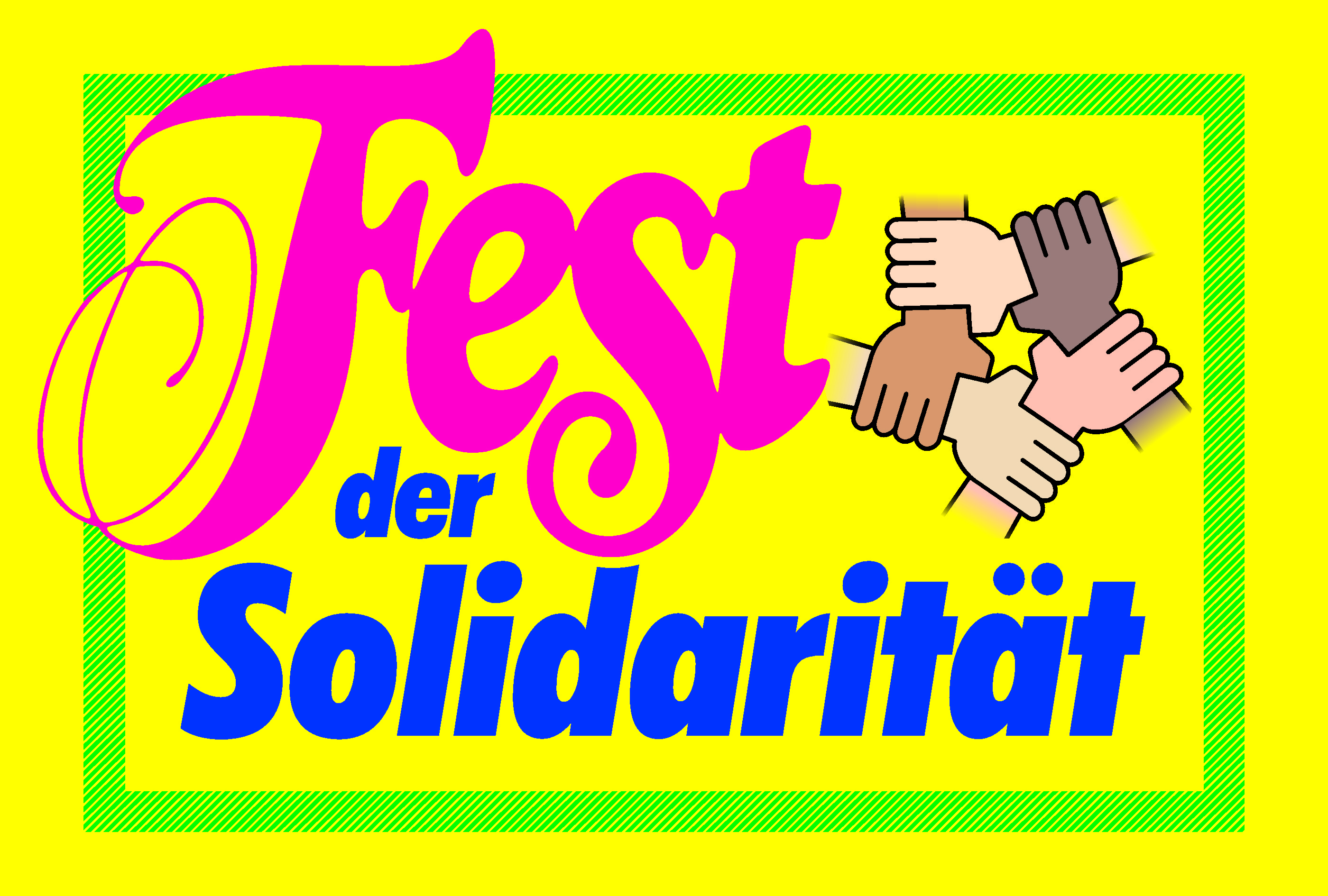 Fest der Solidarität 2019
