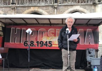 Claus Schreer: Rede zum Hiroshimatag 2020