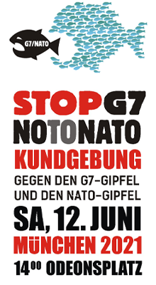 STOPP G7 – NO TO NATO